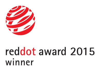 reddot award 2015 winner